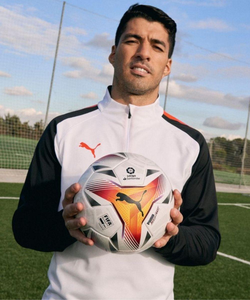 Puma dévoile le ballon de la Liga pour la saison 2021-2022 !