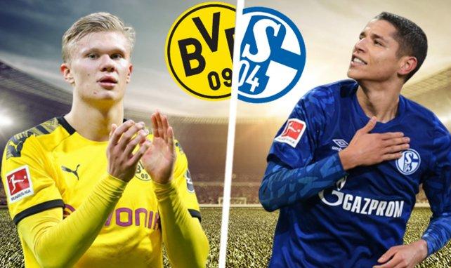Statistik Dortmund Schalke