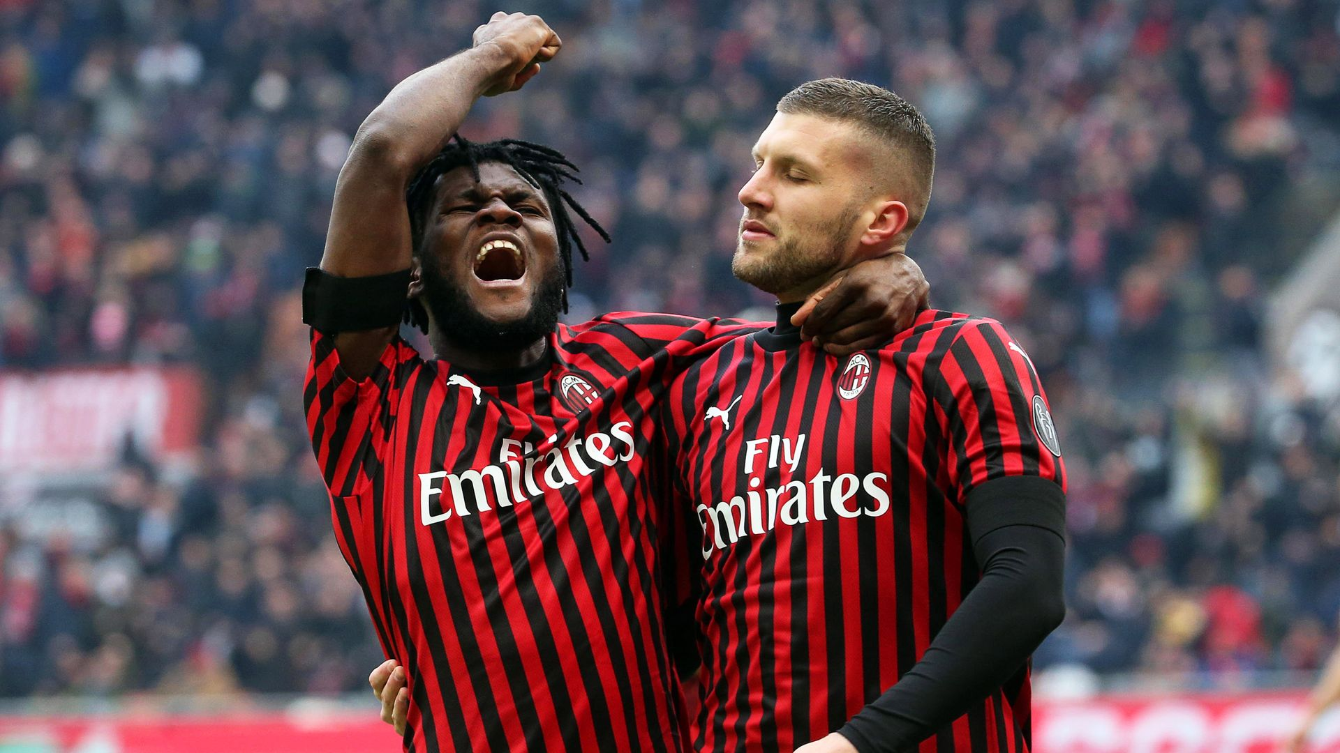 Serie A : l'AC Milan revient de loin, la Sampdoria s'amuse