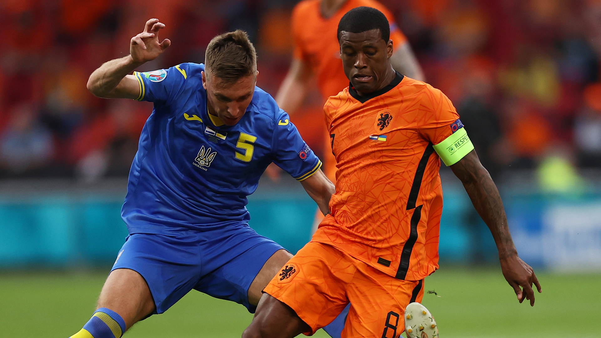 Euro 2020 : les Pays-Bas réussissent leur grand retour en battant l'Ukraine  dans un match fou