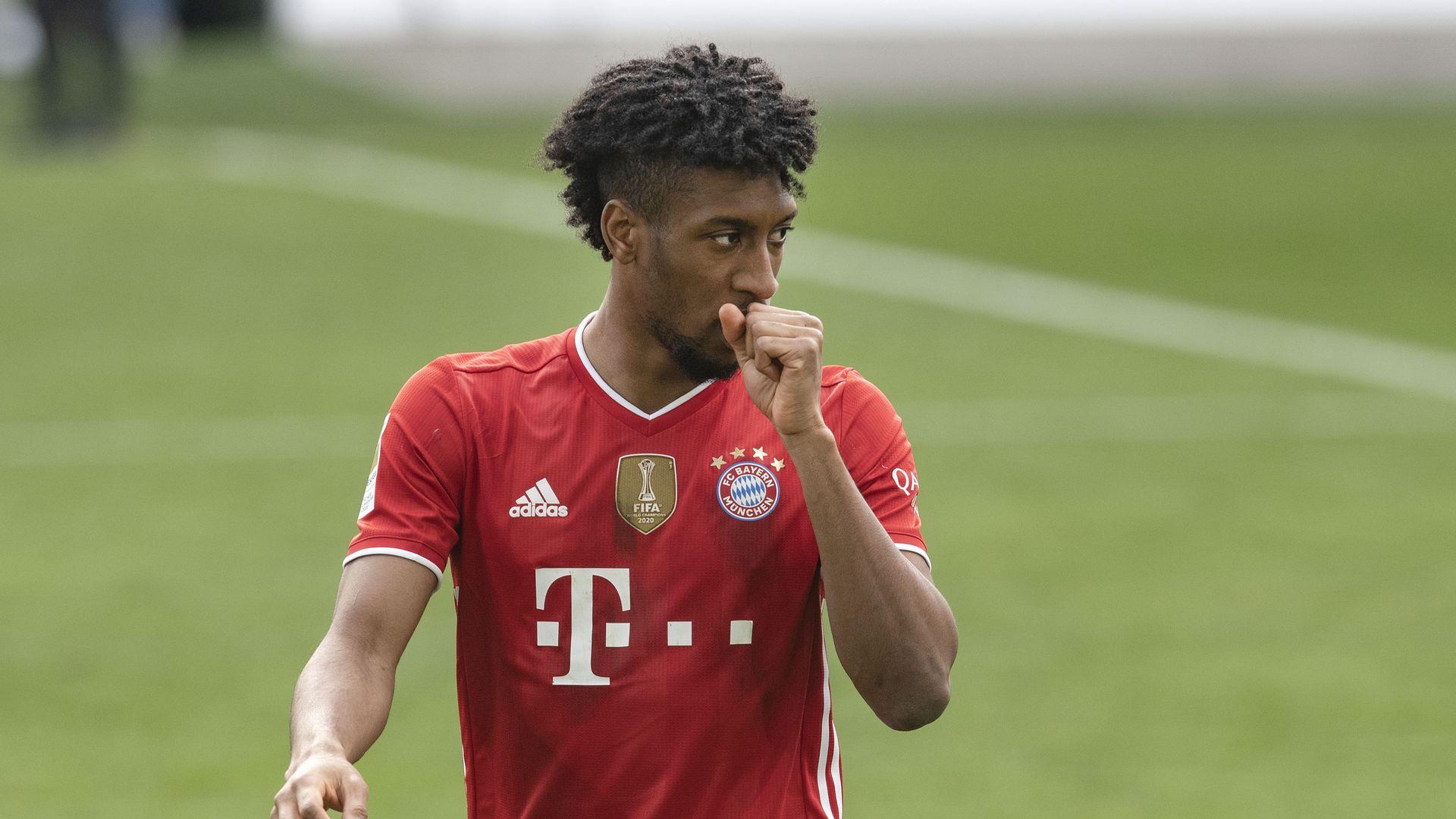 Le Bayern Munich s'est décidé à vendre Kingsley Coman !