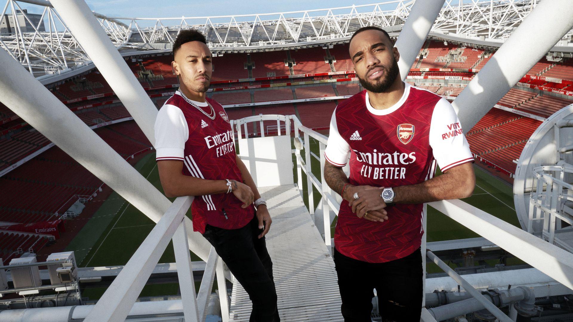 Officiel - Le nouveau maillot domicile d'Arsenal