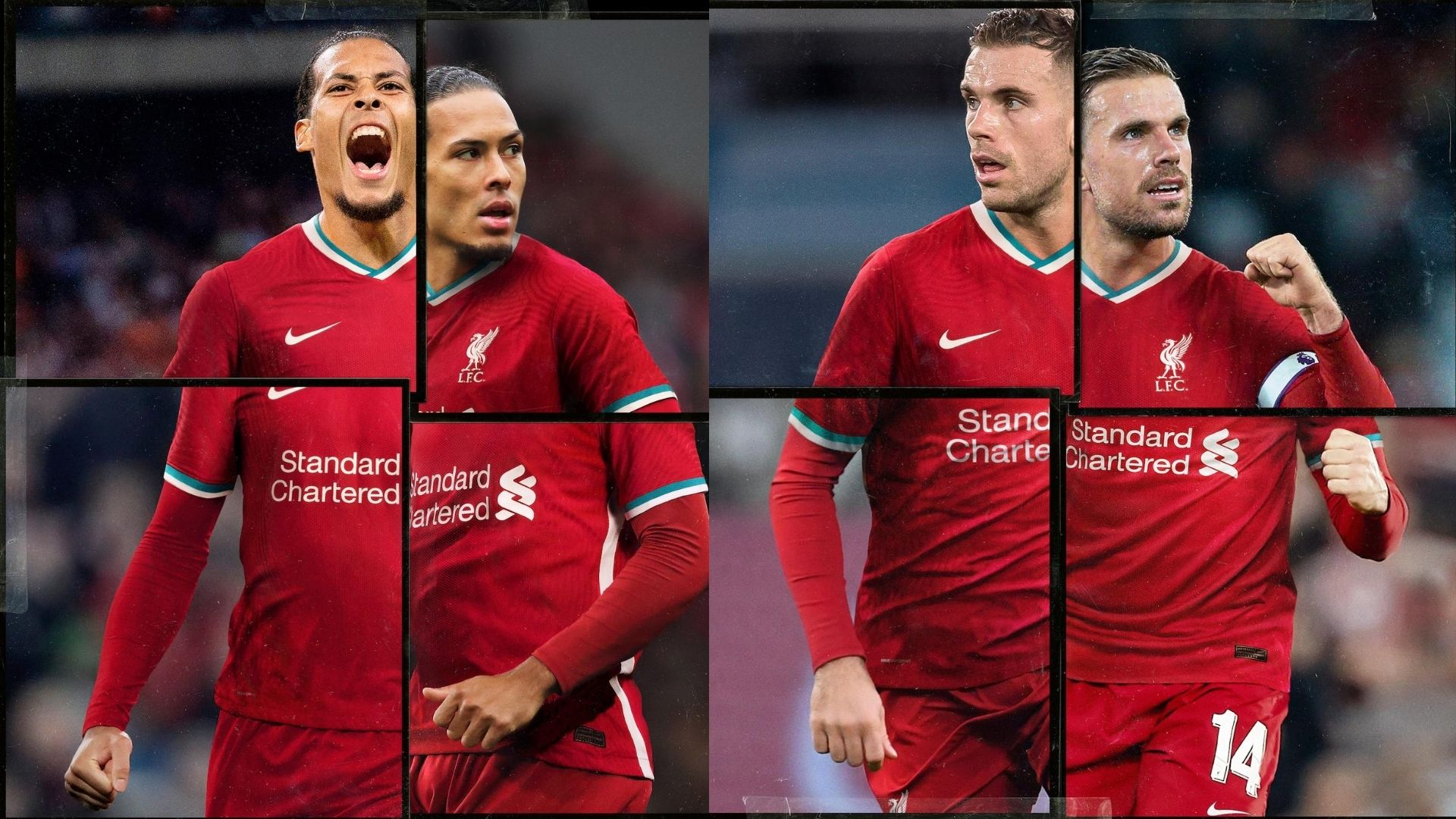 Liverpool dévoile son nouveau maillot Nike