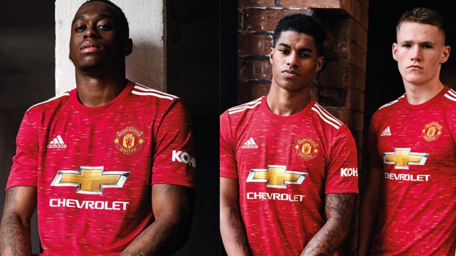 Manchester United Trainingsanzug 2021