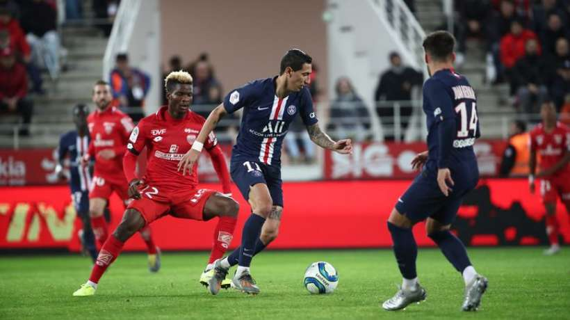 Dijon - PSG : les notes du match