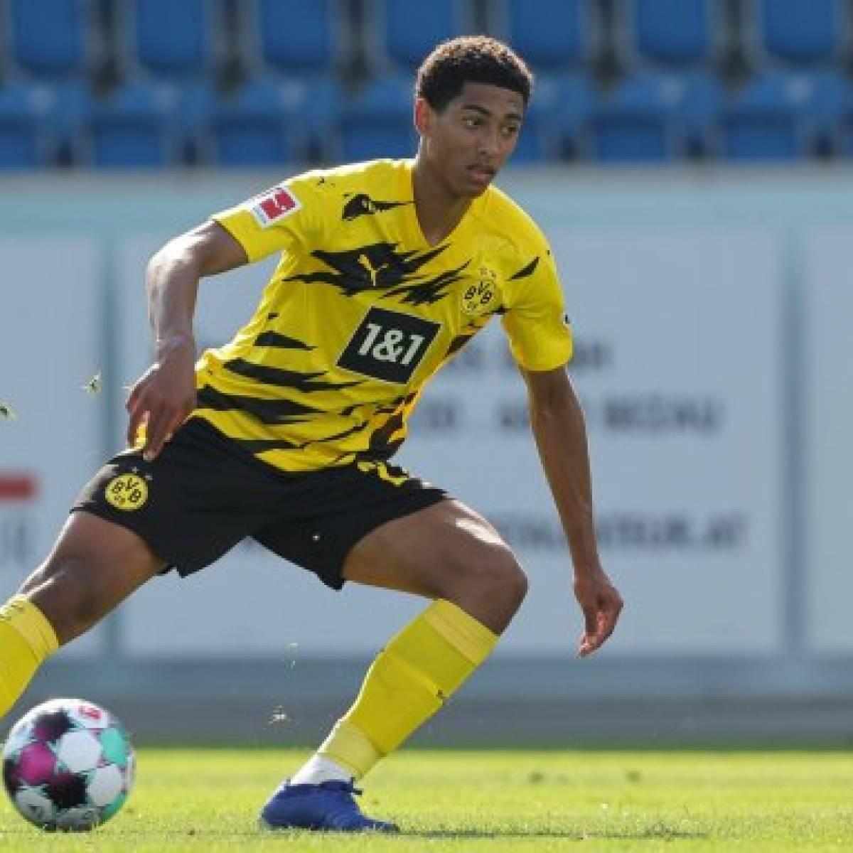 Borussia Dortmund : Jude Bellingham, le phénomène que la Bundesliga  s'apprête à découvrir