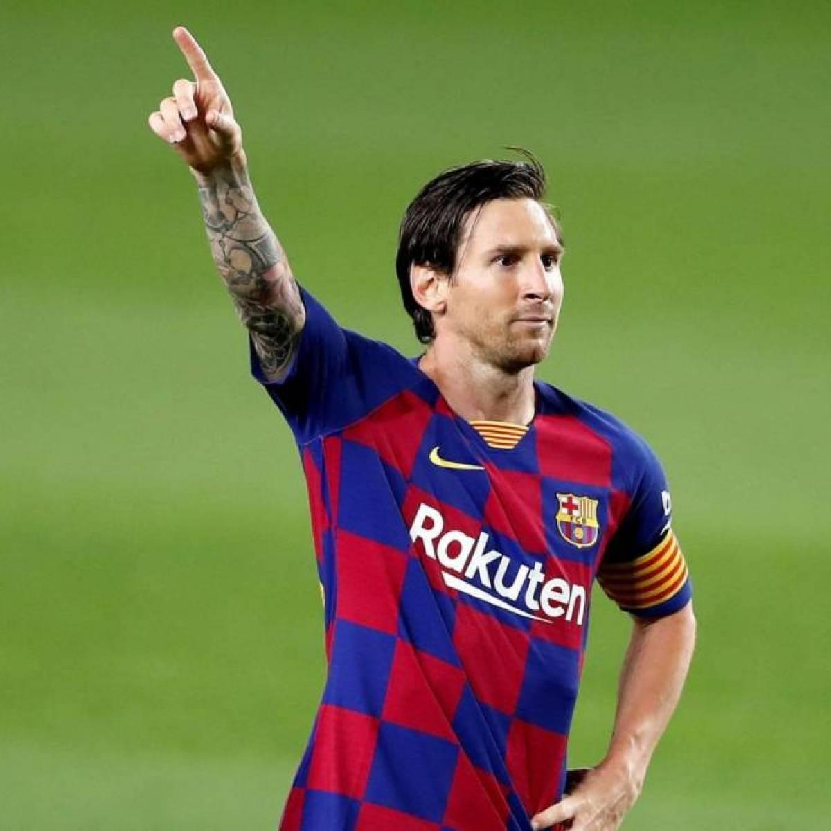 Lionel Messi a annoncé au FC Barcelone qu'il voulait partir !