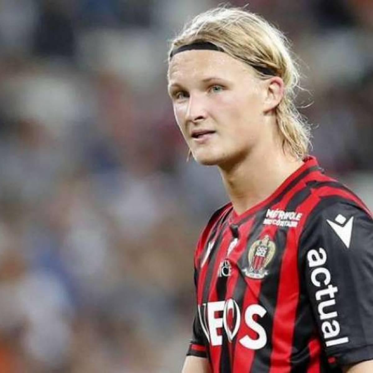 Nice Kasper Dolberg Juge La Ligue 1