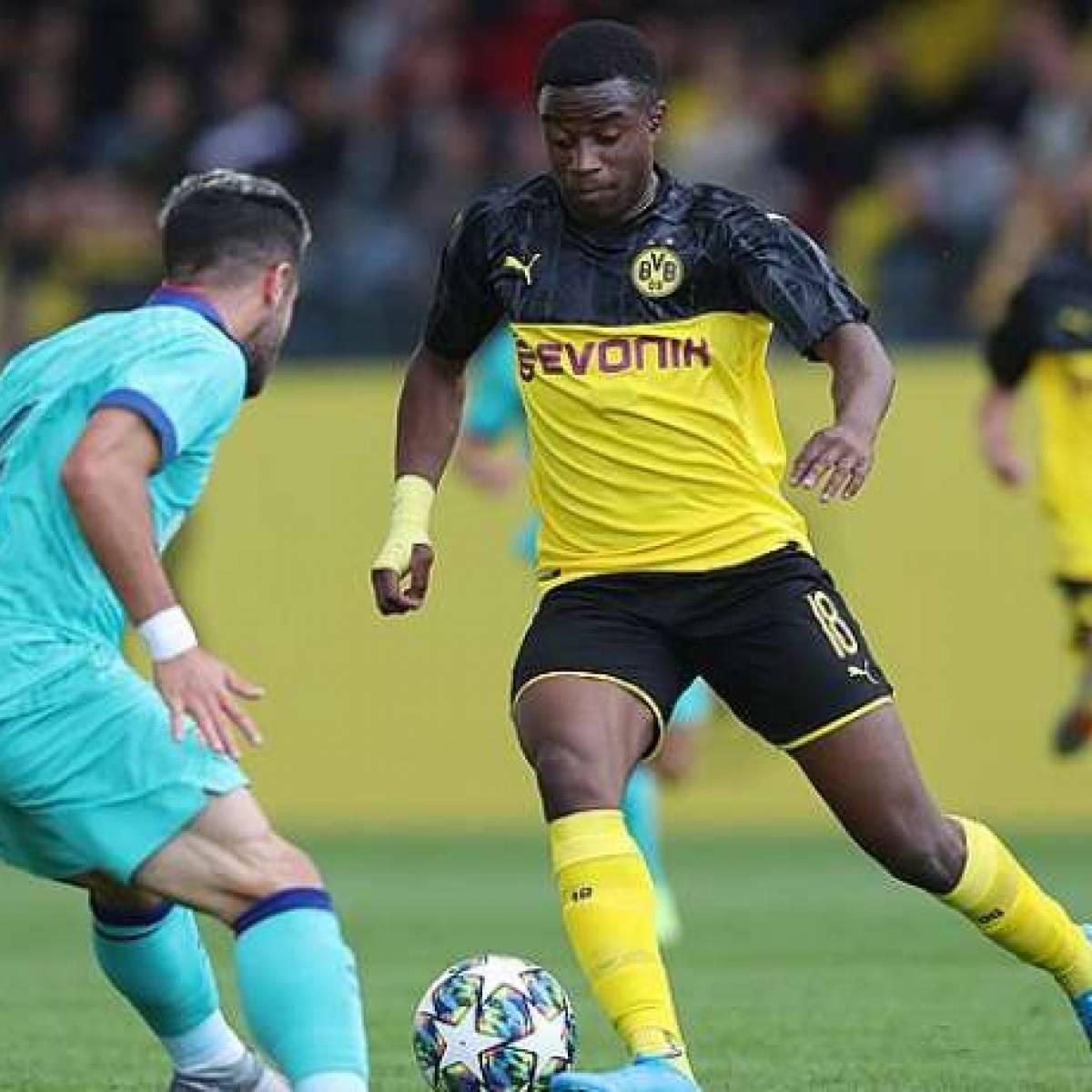 Borussia Dortmund : on n'arrête plus le grand espoir Youssoufa Moukoko