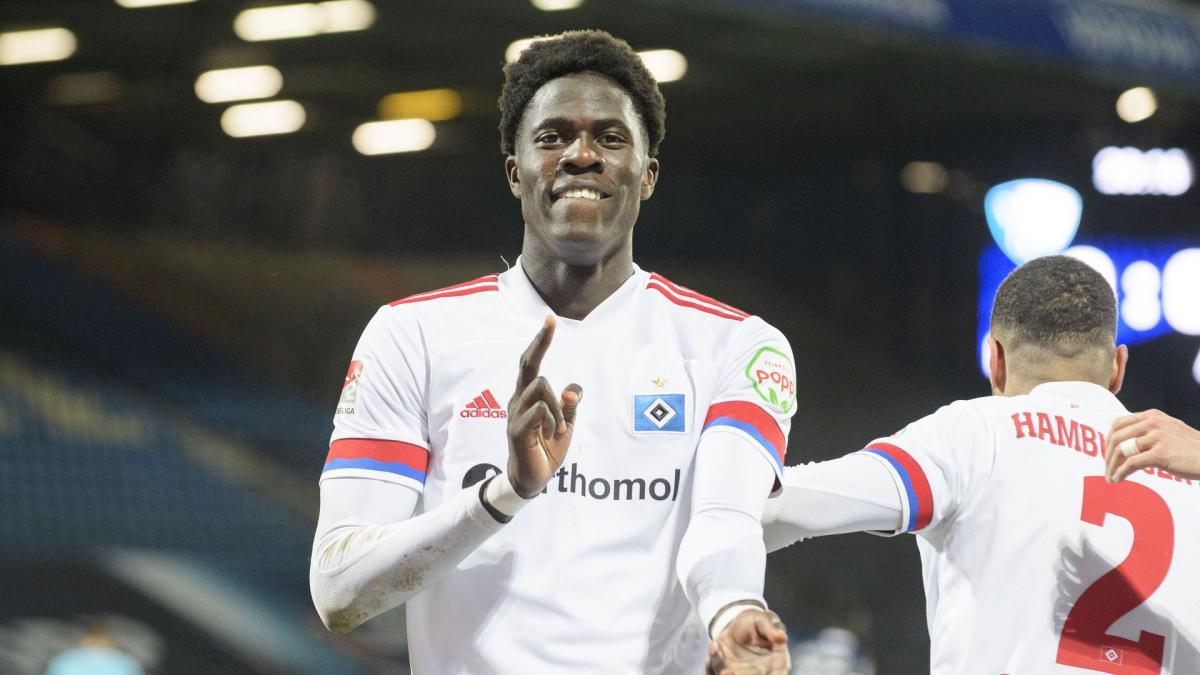 Accord LOSC-Hambourg pour Amadou Onana