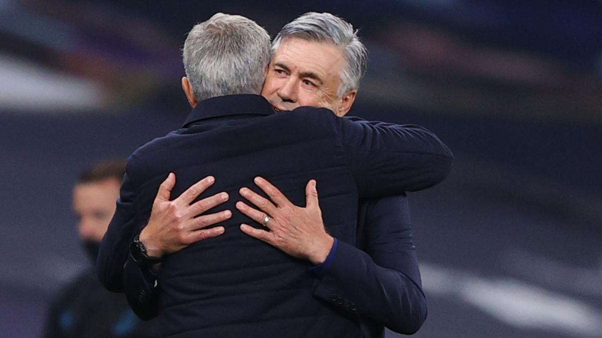 Everton : le message de Carlo Ancelotti après le derby - Foot Mercato