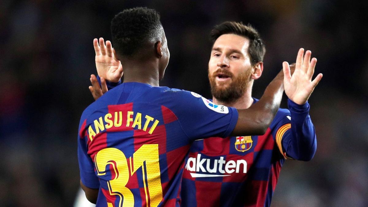 Barcelona Spiele 2021