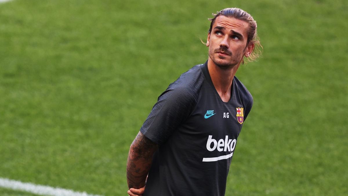 Barça : nouveau désaveu pour Antoine Griezmann