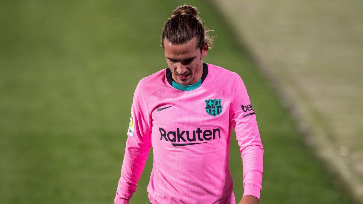 FC Barcelone : on sait enfin où jouera Antoine Griezmann cette saison !