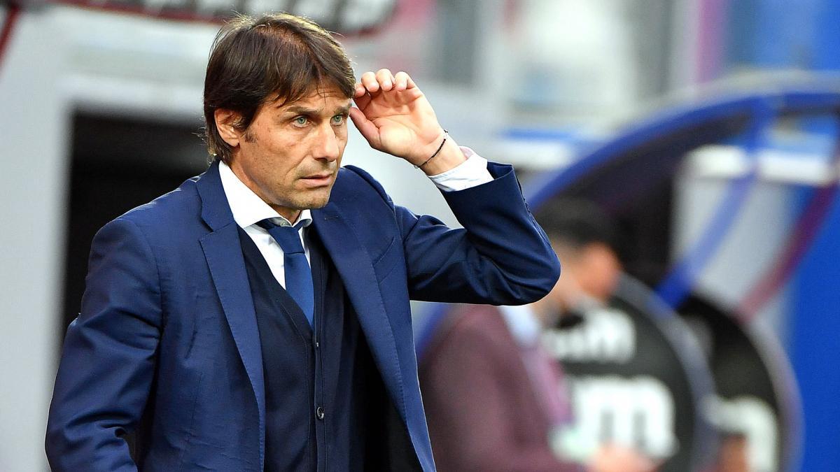 Tottenham veut piquer Antonio Conte à l'Inter