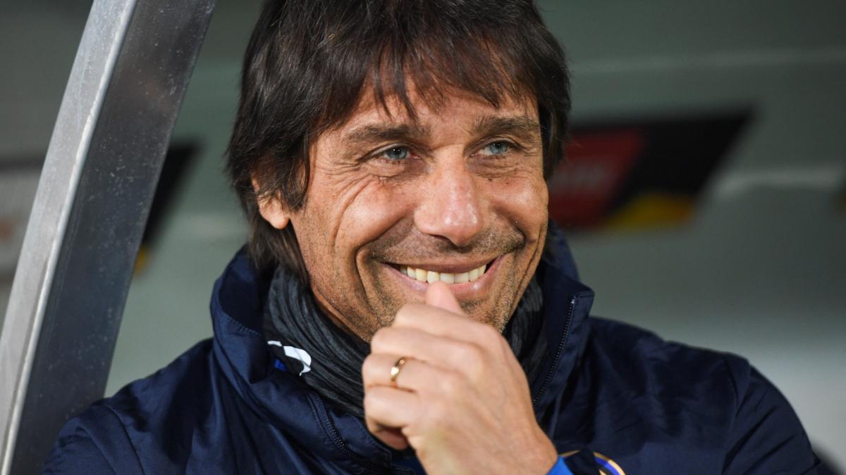 Inter Milan : la nouvelle sortie totalement lunaire d'Antonio Conte