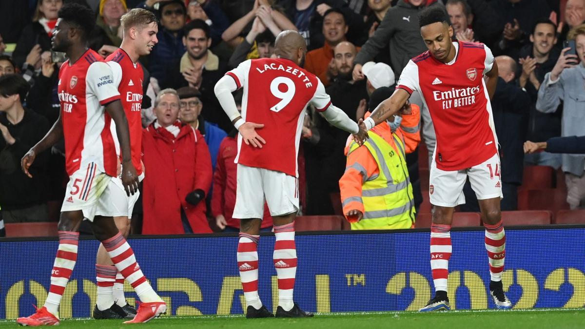 Premier League : Arsenal et Lacazette s'offrent Aston Villa