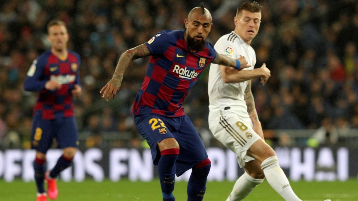 Barça : la réponse cinglante d'Arturo Vidal aux provocations du Bayern Munich