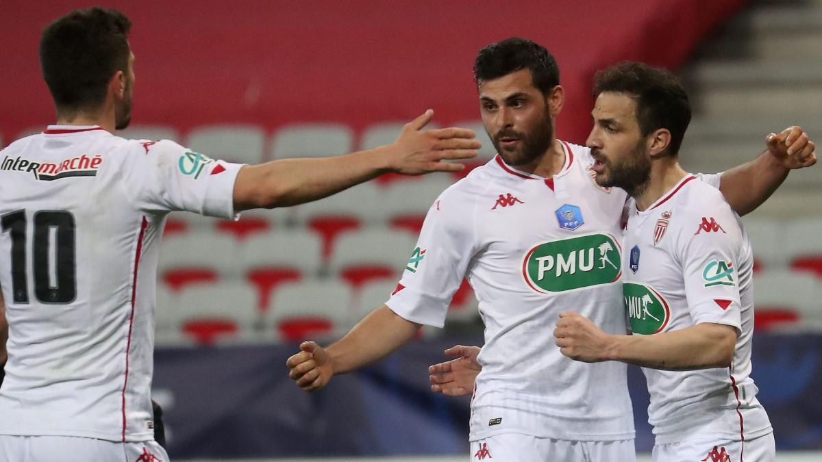 Coupe de France : l'AS Monaco s'offre le scalp de Nice et file en huitièmes de finale ! - Foot Mercato