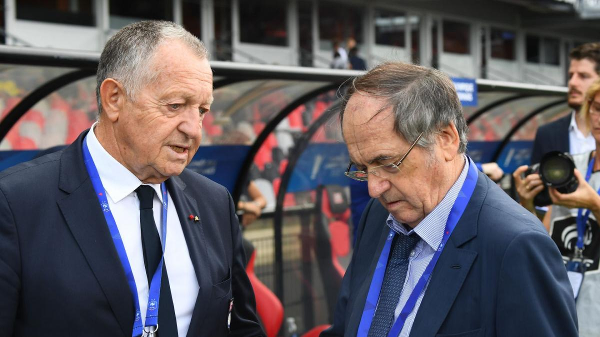 Élections FFF : Jean-Michel Aulas a perdu des points auprès de Noël Le Graët