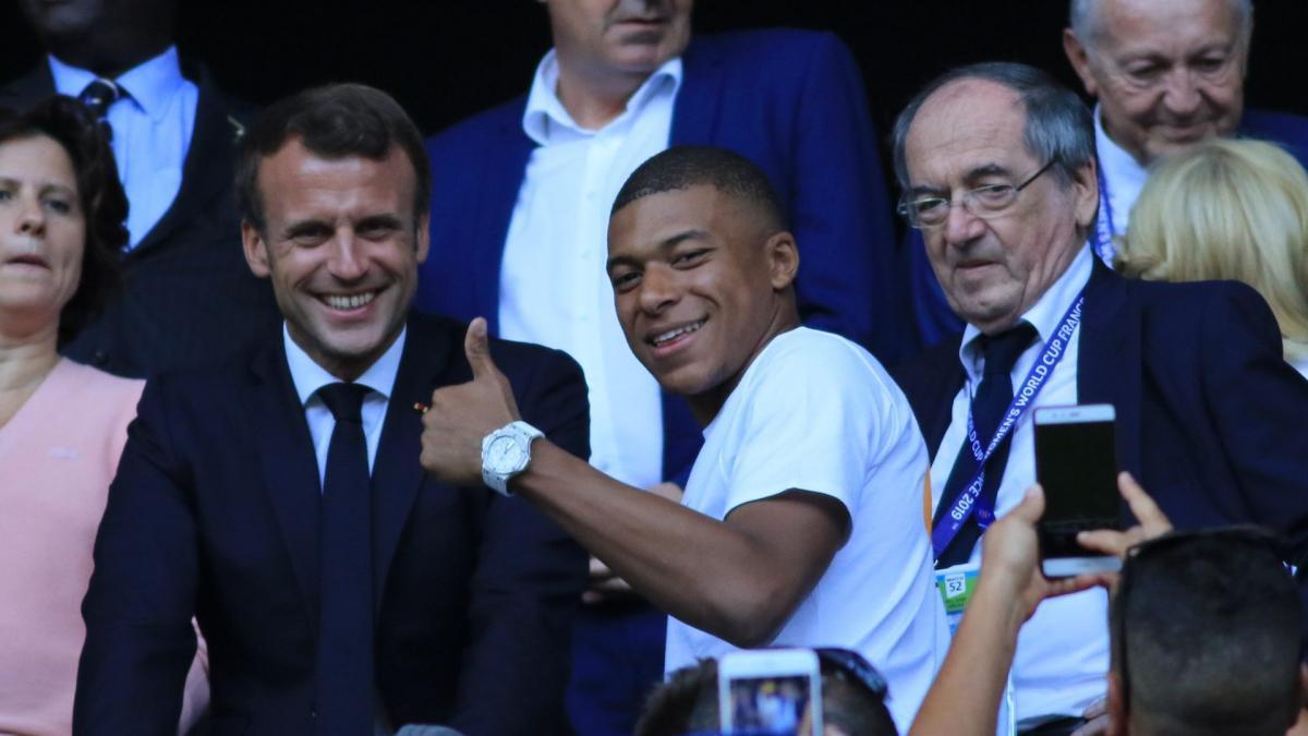 PSG, EdF, JO : Le Graët s'exprime sur le cas Mbappé - Foot Mercato