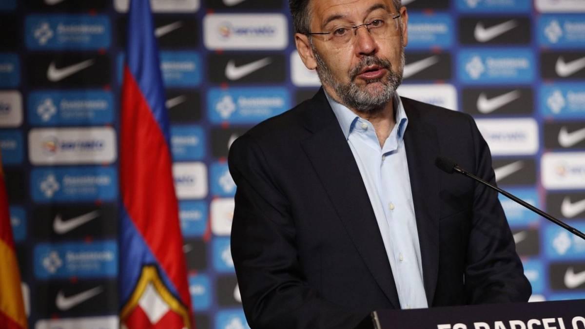 Barça : Josep Bartomeu va dormir en prison cette nuit - Foot Mercato