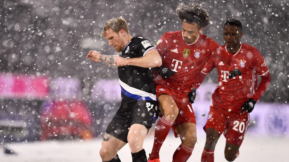 Bundesliga : le Bayern Munich revient de loin face à l'Arminia Bielefeld