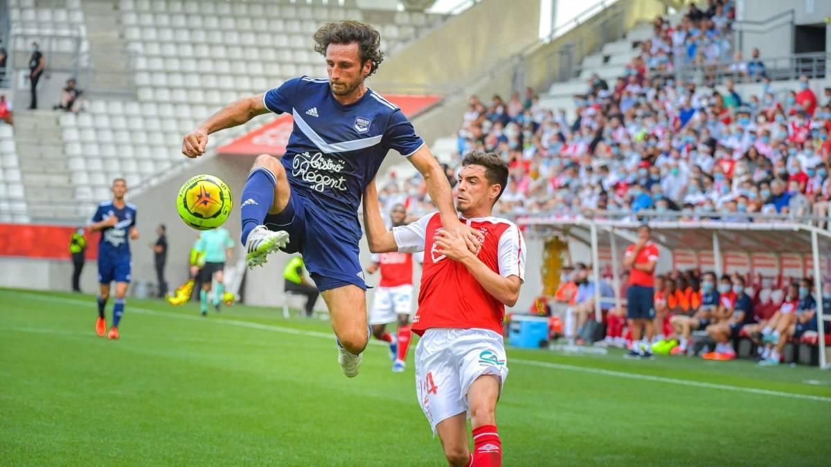 Girondins de Bordeaux : le grand retour surprise de Paul Baysse