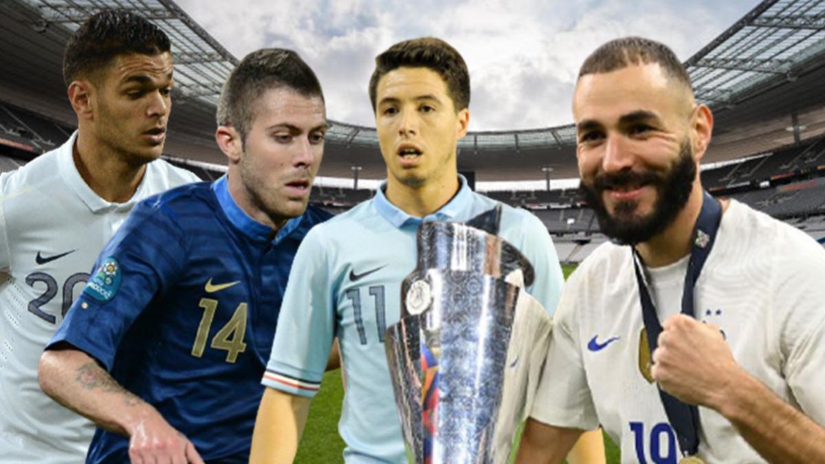 Équipe de France : Karim Benzema sauve l'honneur de la génération 1987