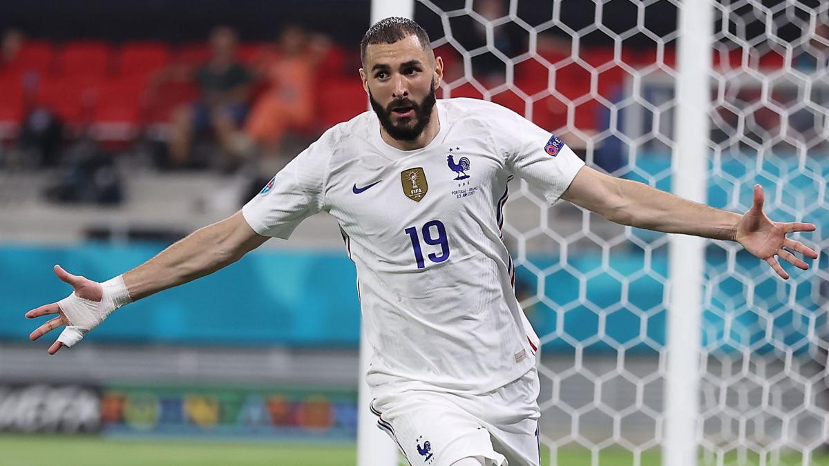Équipe de France : la résurrection de Karim Benzema