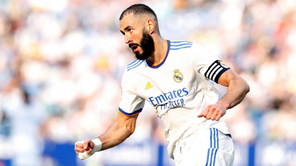 Shakhtar-Real Madrid : la réaction à chaud de Karim Benzema