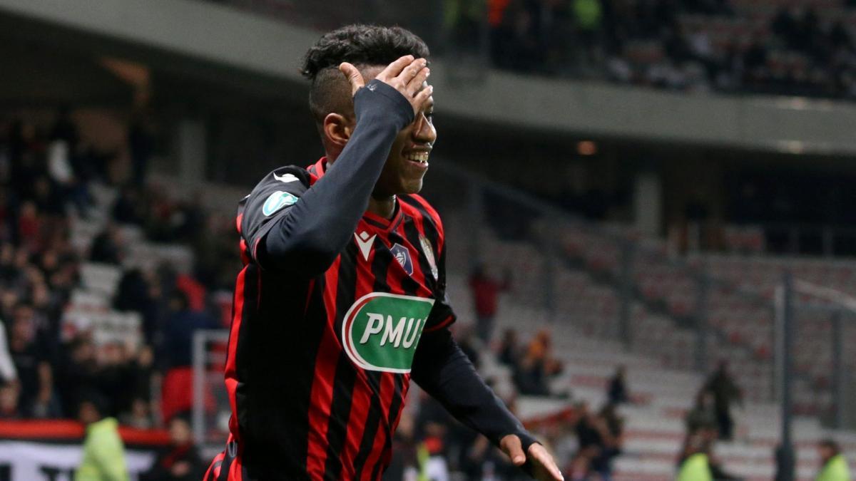 Nice : coup dur pour Boudaoui - Foot Mercato