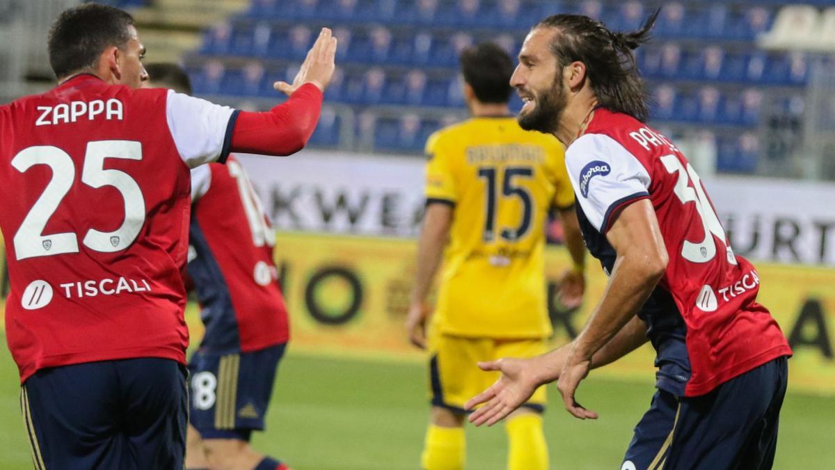 Serie A : Cagliari renverse Parme dans un match complètement fou