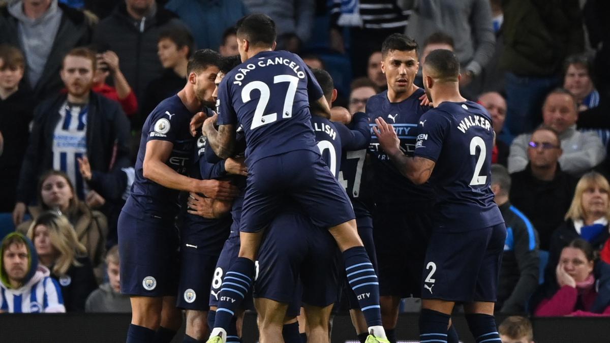 Premier League : Manchester City en patron face à Brighton