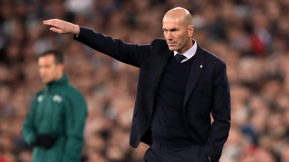 Real Madrid : Zinedine Zidane a brisé les règles de confinement !