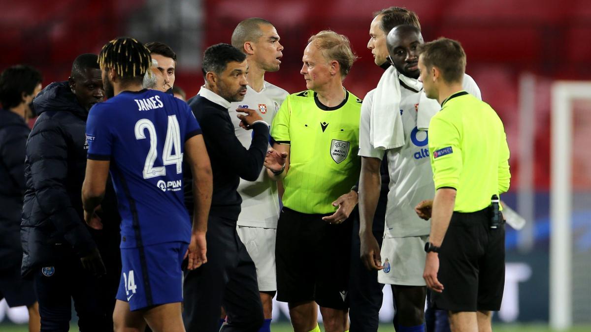 Chelsea-Porto : le ton est monté entre Thomas Tuchel et Sérgio Conceição