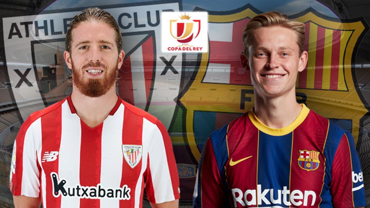 Athletic - FC Barcelone : les compositions sont là