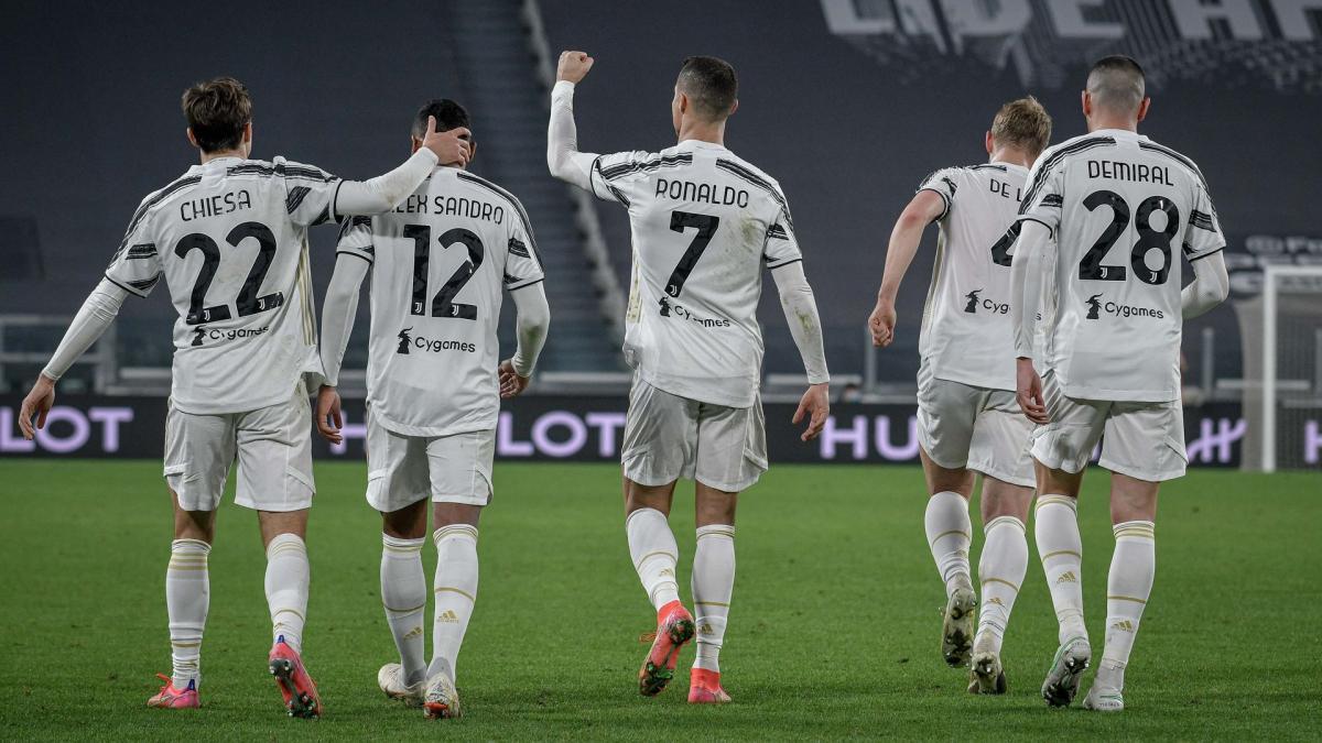 Serie A : la Juventus retrouve le chemin de la victoire grâce à Ronaldo - Foot Mercato