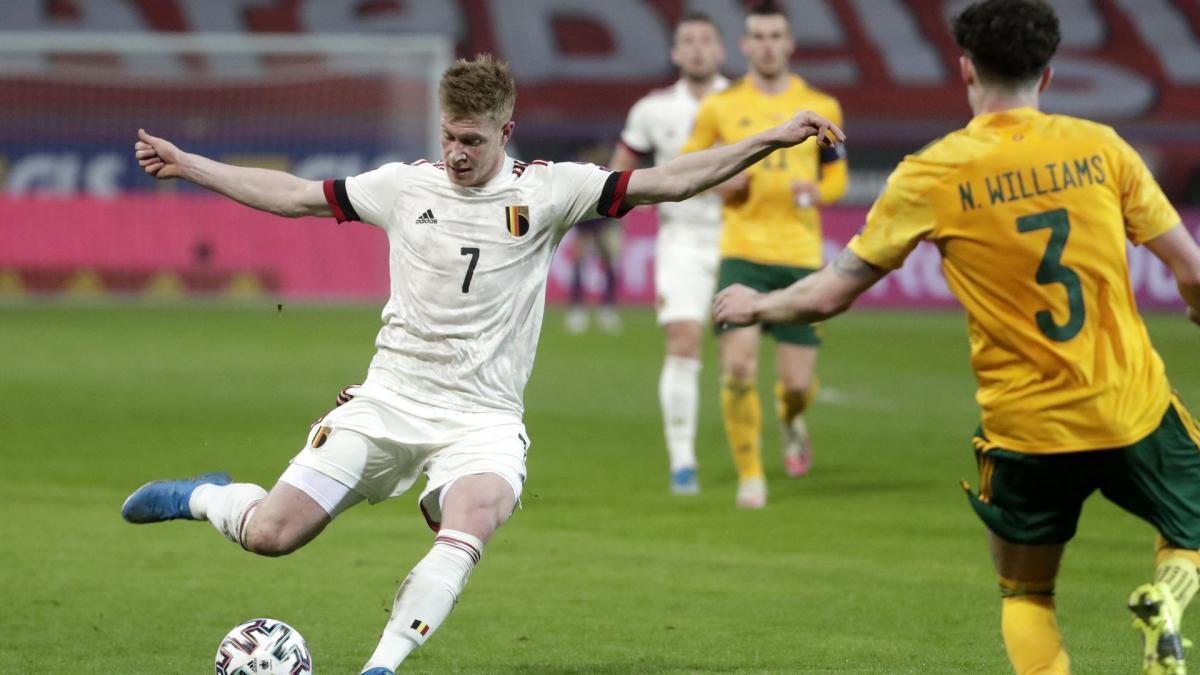 Euro 2020, Belgique : Kevin De Bruyne et Axel Witsel absents contre la Russie