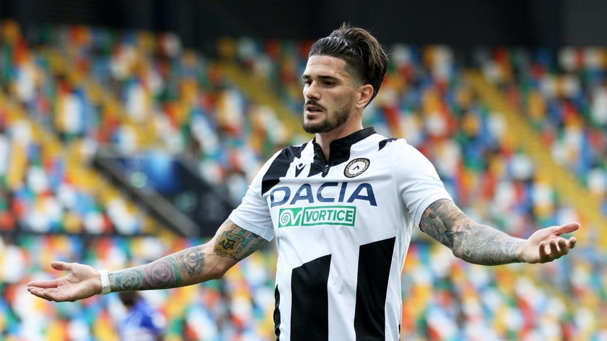 Serie A : la Sampdoria renverse Vérone, l'Udinese s'en remet à Rodrigo De Paul