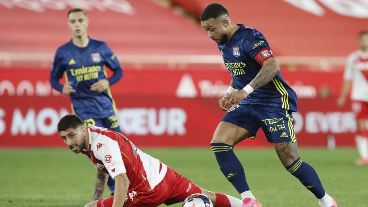 Accord FC Barcelone-Memphis Depay annoncé en Espagne