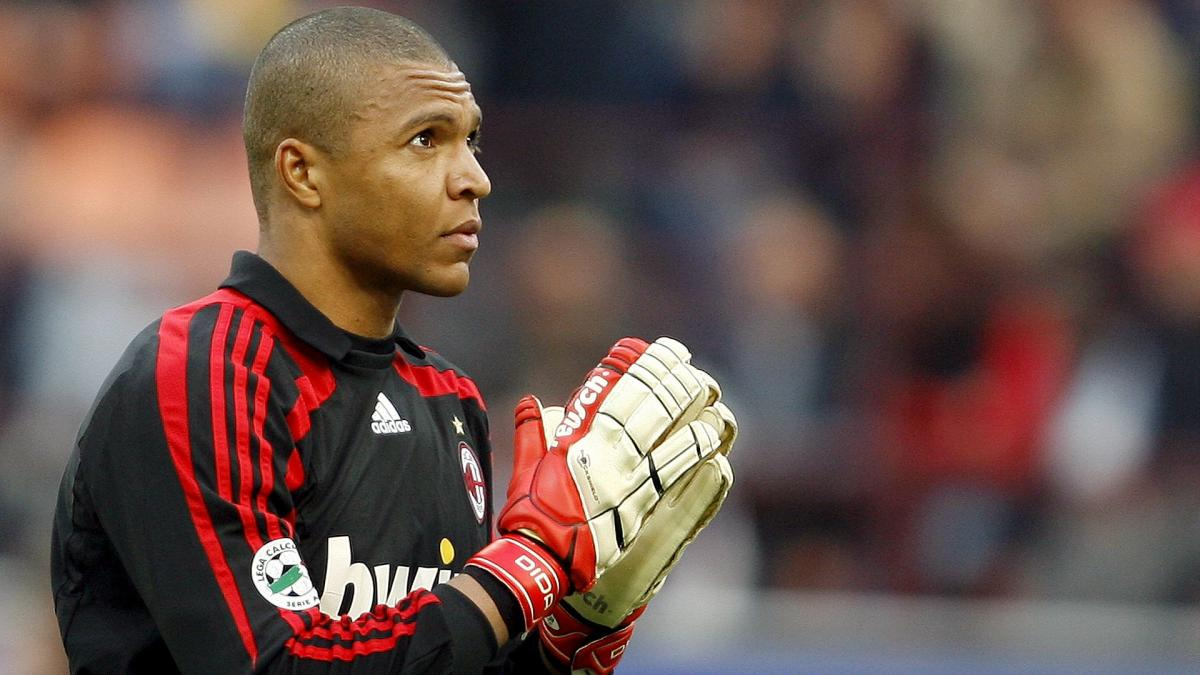Ac Milan Dida New Goalkeeper Coach Kenyan News