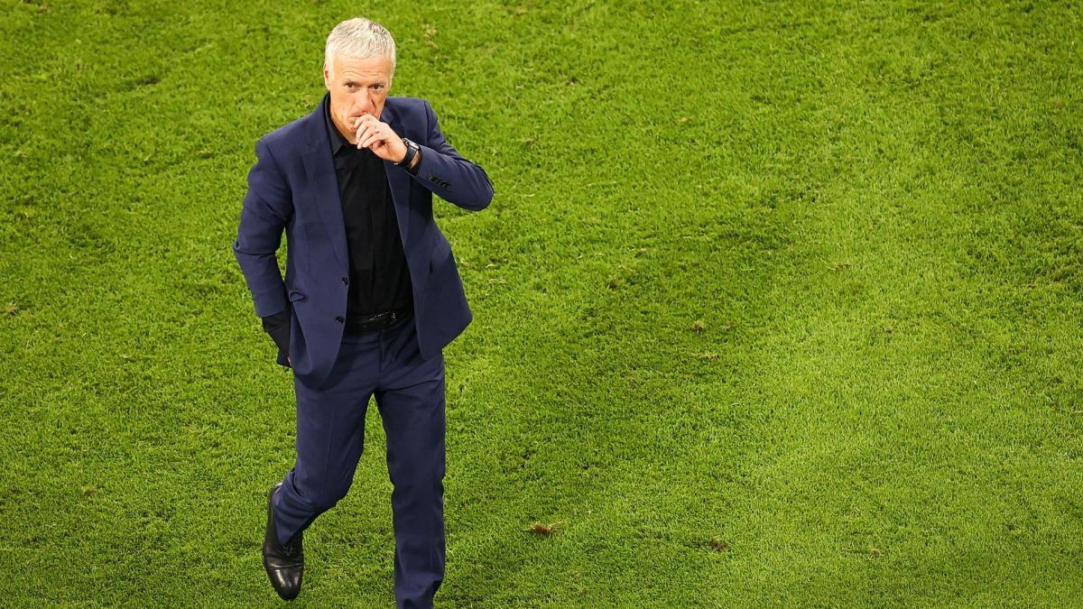 La France chute du podium au classement FIFA