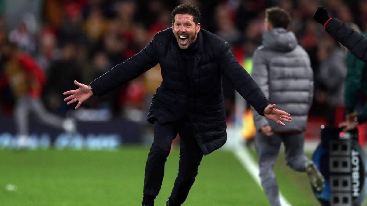 L'Atlético veut prolonger Diego Simeone