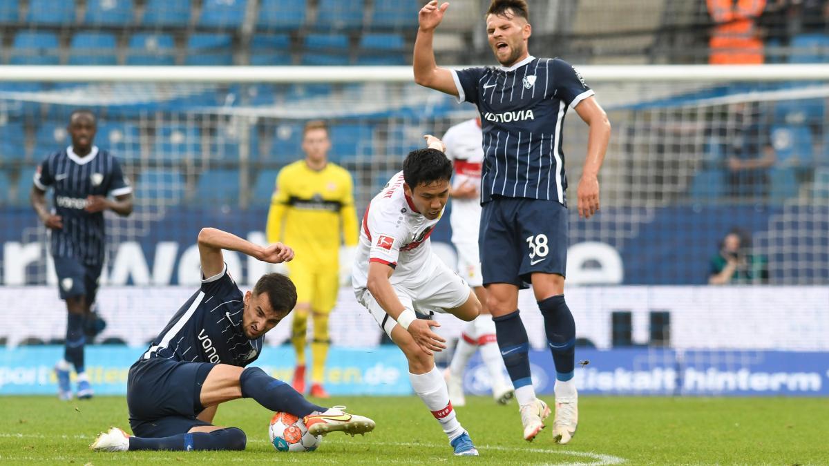 Bundesliga : Bochum et Stuttgart se neutralisent