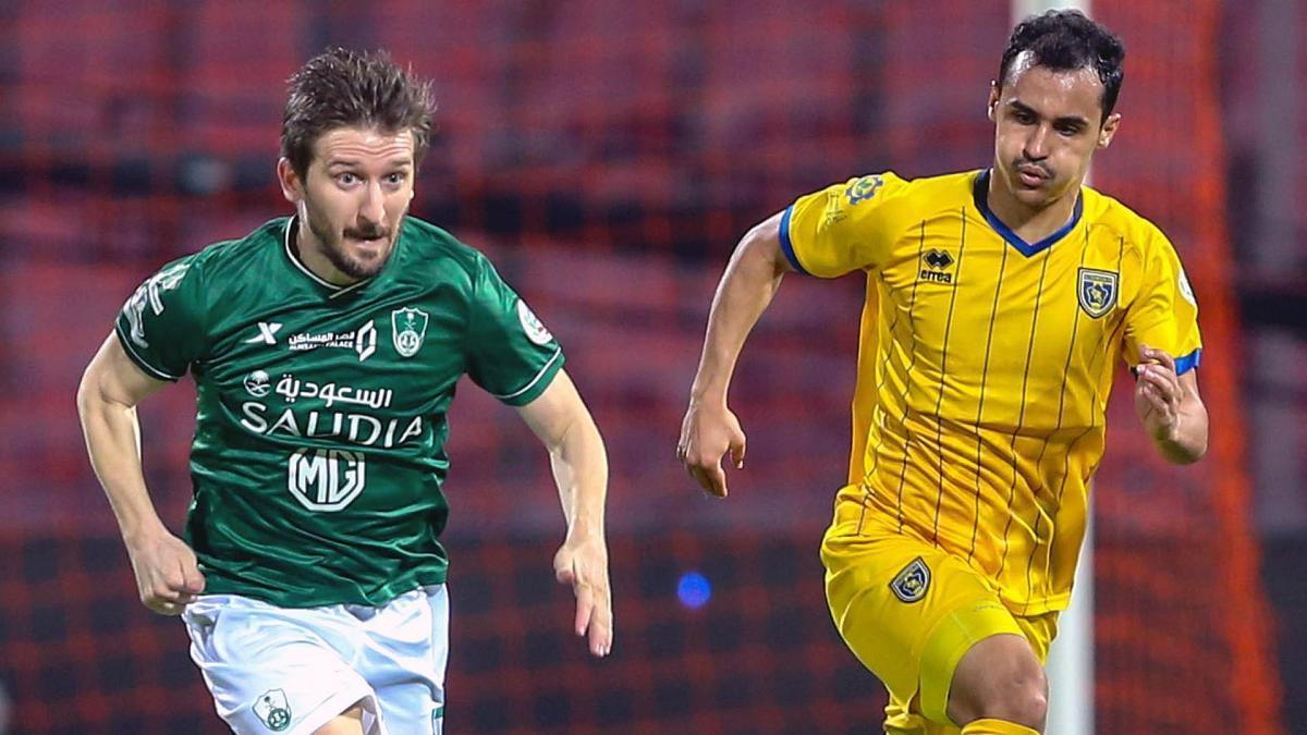 Marko Marin avec Al Ahli