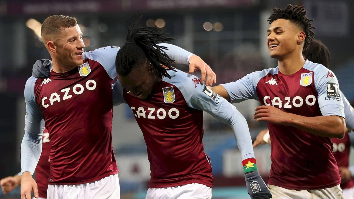 PL : Aston Villa dicte sa loi face à Newcastle