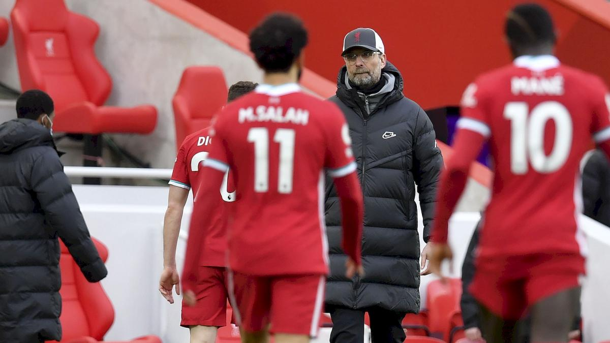 Liverpool : le terrible constat de Jürgen Klopp - Foot Mercato