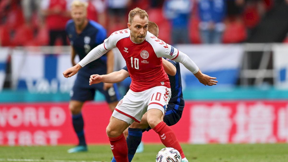 Euro 2020 : l'agent de Christian Eriksen annonce de bonnes nouvelles