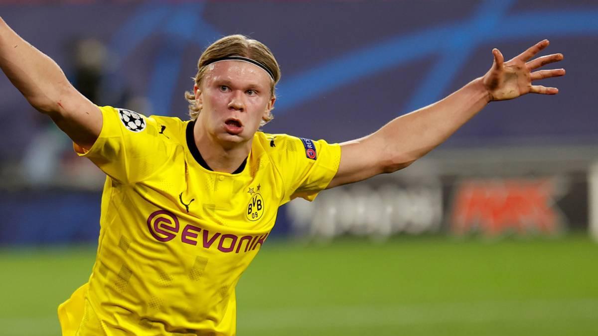 Dortmund : nouvelles révélations sur le prix d'Erling Haaland - Foot Mercato